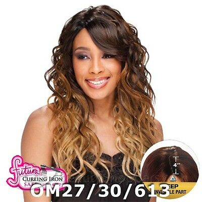 Freetress Equal Lace Front Deep Invisible Part Wig - Bently