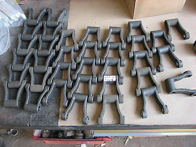 Lot Of 35 Nib Conveyor Chain Link 101-X892