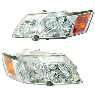 Holden VY Commodore '03- Executive/Acclaim/S HeadLights Pair Left+Right LH+RH S2