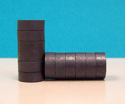 "MINI 1/2"" (C8) Strong Ceramic Magnets ""ONLY"" for Button Making FREESHIP USA"