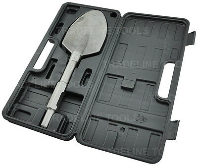 Jack Hammer Pointed Clay Spade WIDE ANGLED Jack Hammer TRENCHING SHOVEL. Chisel