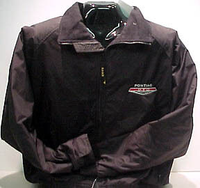 Pontiac Gto Three Seasons Jacket Gm Licensed