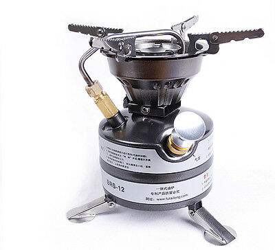 Free Shipping Oil/Gas Multi-Use Stove Cooking Stove Camping Stove 567g BRS-12
