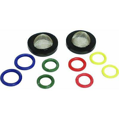 PRESSURE WASHER INLET FILTER/O-RINGS X 24  Apache Hose Belting 99050027