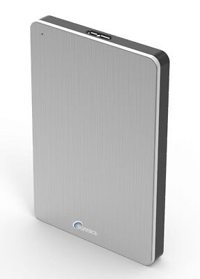"500Gb External Hard Drive 2.5"" For Use With Smart Tv's - Silver Brand New"