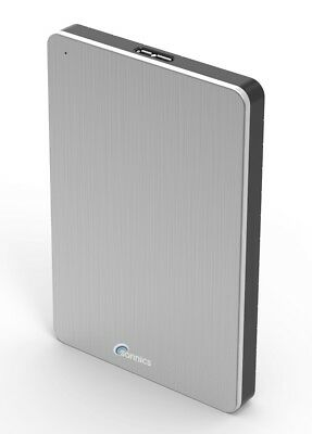 Sonnics 1TB 2.5 Inch USB External pocket Hard drive for Smart TV in Silver New
