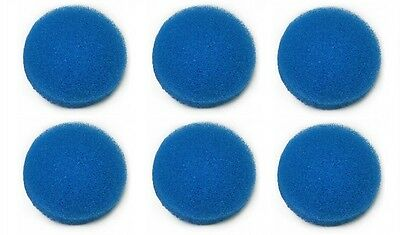 6 x COMPATIBLE COARSE FILTER PAD FOR EHEIM CLASSIC 2215 / 350 2616151 SPONGE