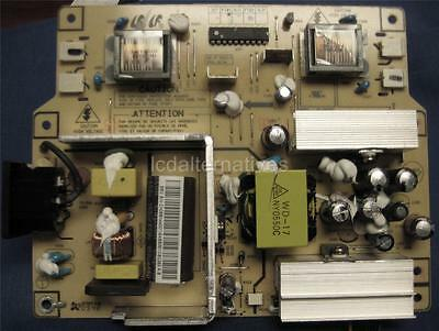 Viewsonic VA703b LCD Monitor Repair Kit, Capacitors Only Not the Entire Board