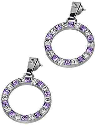 Jacques Lemans Earrings Rome Collection For Women O46H