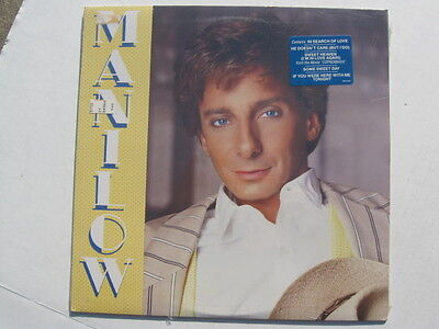 BARRY MANILOW self titled s/t MANILOW LP NEW SEALED 1985 RCA AFLI-7044 w/sticker