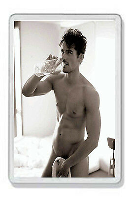 David Gandy 003 (Male Model) Fridge Magnet *Great Gift!*