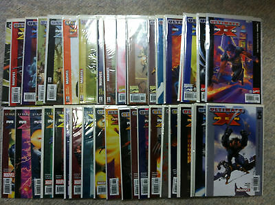 Ultimate X-Men #1-100 + Annuals missing one issue