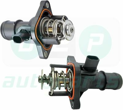 VW Golf Mk4 1.6 (1997-2005) Thermostat + Thermostat Housing With Seal 06A12114