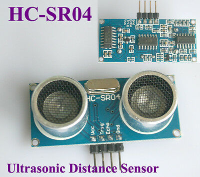 1x HC-SR04 Ultrasonic Distance Sensor Measurement Range For Arduino PIC ATMEL