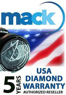 Mack #1607 5 Year Diamond Service Camcorder Camera Lens + Accidents Under $1000