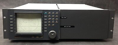 VIDEOTEK TVM-710 Video Analyzer Test Equipment TVM 710