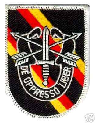 Vietnam Us Army 5Th Sf Special Forces Group Nam Flash