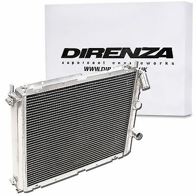 Direnza Alloy Race Radiator Rad For Renault Clio 172 182 Kangoo Mpv With Aircon