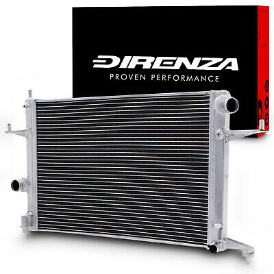 DIRENZA 40mm ALLOY RADIATOR RAD FOR VAUXHALL OPEL CORSA C COMBO 1.4 1.6 TIGRA B