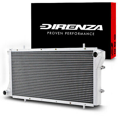 Direnza Aluminium Race Radiator Rad For Rover Mg Tf 1.6 1.8 02+ 115 120 135 160
