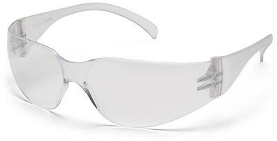 3 Pair 1700 Series Clear Lens Safety Glasses