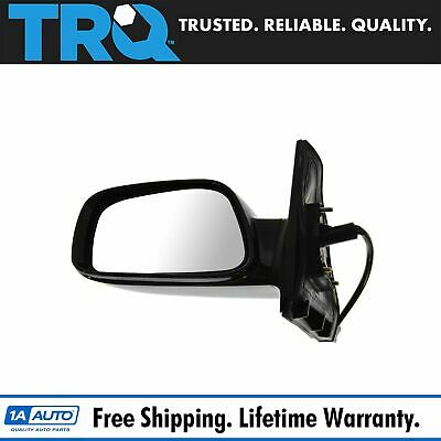 Power Side View Mirror Black Driver Left LH NEW for 98-03 Toyota Sienna