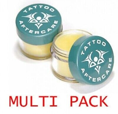 2 x TATTOO AFTERCARE 10g Tub - Super Healer