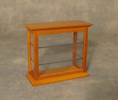 1/12 scale Dolls house furniture   Shop  Counter  Display Cabinet  DF1467