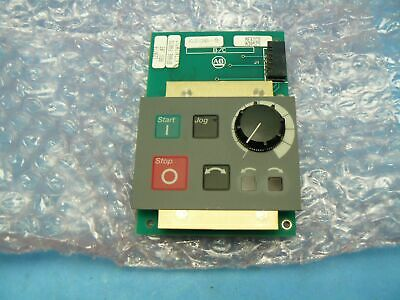 Allen Bradley 1336-120712 Drive Him 1336 Series Local operator station New