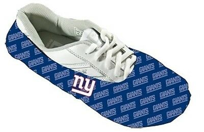 KR NFL New York Giants Bowling Shoe Covers