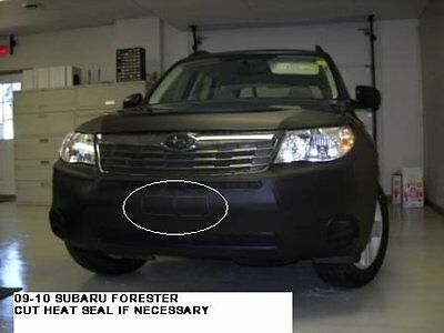LeBra BRAND NEW 2009-2013 Subaru Forester Front End Cover Hood Mask 551238-01