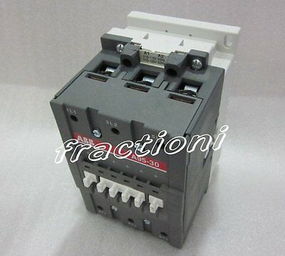 ABB Contactor A95-30-11 380VAC, New In Box, 1-Year Warranty !