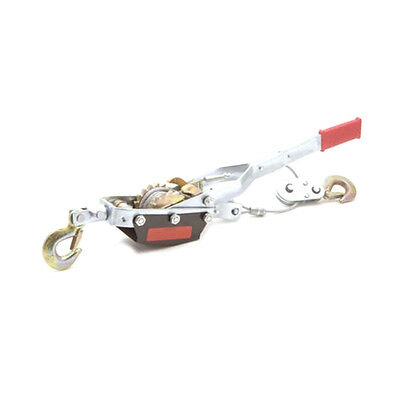 2 Ton Heavy Duty Hand Puller Winch With Aircraft Cable NEW