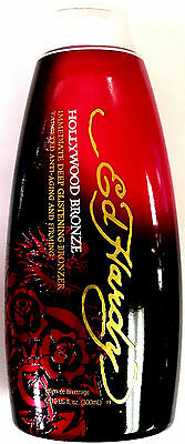 Ed Hardy Hollywood Bronze Indoor Tanning Bed Lotion Bronzer