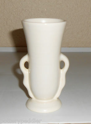 Franciscan Pottery Tropico Art Ware Redwood 2-Handle Vase