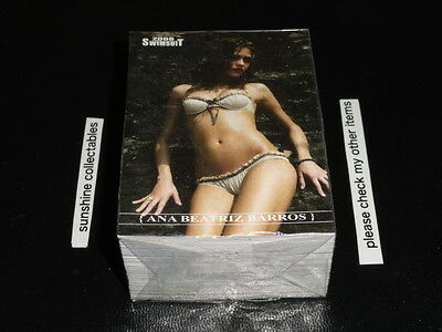 2008 Swimsuit Sports Illustrated Complete Base Set Of 75 Cards