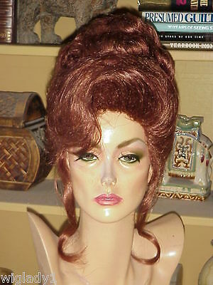 Sin City Wigs Sleek Up Do Modern French Twist Elegant Style Sexy Wave In Front