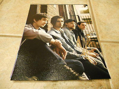 The All American Rejects Band Signed Autographed 8x10  Photo x1 Guaranteed #1