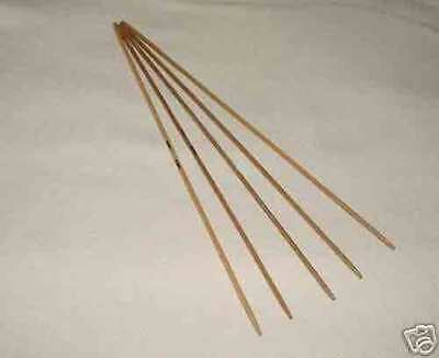 Surina Bamboo Wooden Double Pointed Needles Set 2.0mm