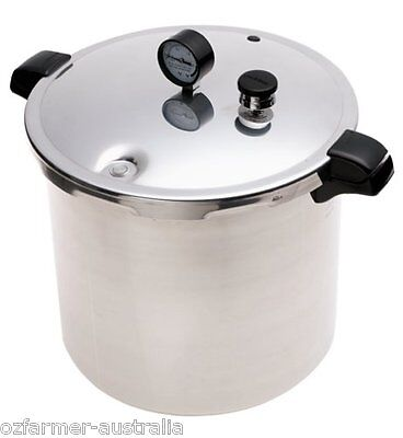 1 x Presto Canner 21 Litre Preserving Canner Ball Mason Weck Orchard Road Jars