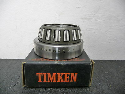 ROULEMENT CONIQUE (24,98x51,99x14,26) - TIMKEN 07098-07204 NEUF
