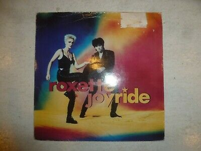 "ROXETTE - Joyride - Deleted 1991 UK 7"" Vinyl Single"