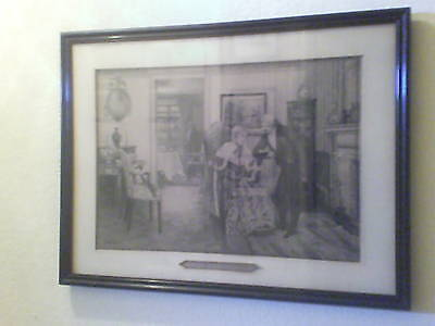 W. Dendy Sadler Original For Fifty Years Signed