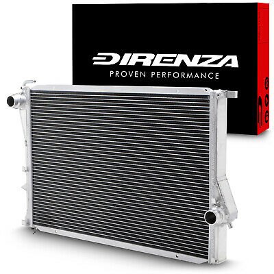DIRENZA 42mm ALLOY RADIATOR FOR BMW 5 7 SERIES E38 E39 728 750 740 520 528 540