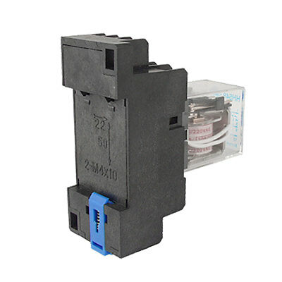 DC 12V Coil 4PDT General Purpose Relay HH54P 14 Pin w PYF14A Socket