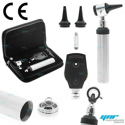 YNR® Otoscope Ophtahlmoscope ENT Diagnostic Handpieces Medical Healthcare NHS GP