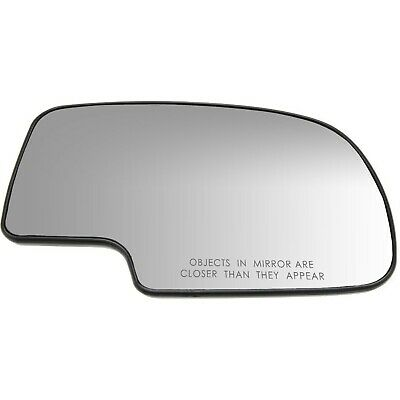 Kool Vue Mirror Glass For 1999-2006 Silverado 1500 With Backing Plate Right