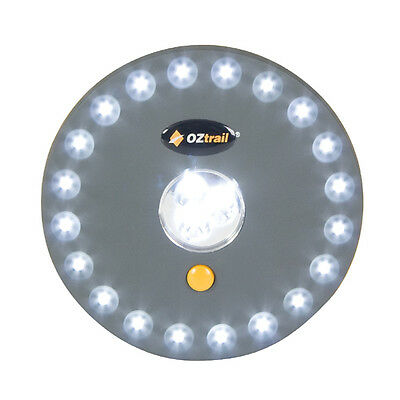 Oztrail UFO 23 LED Portable Tent Light Lamp *BRAND NEW*