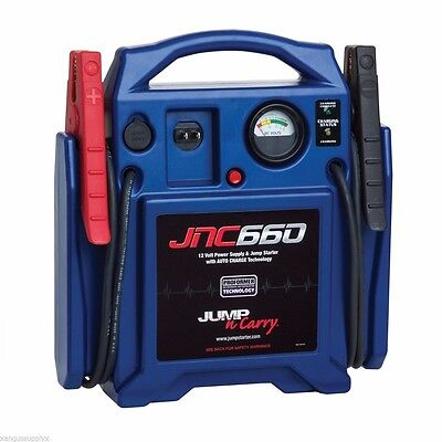 JNC660 1700 Amp Heavy Duty 12v Booster pack Portable Jump Starter Jumper Box