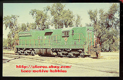 LMH Postcard CHICAGO NORTH WESTERN 4-4-2 CNW 1097 Wilton Depot PORTER Painting